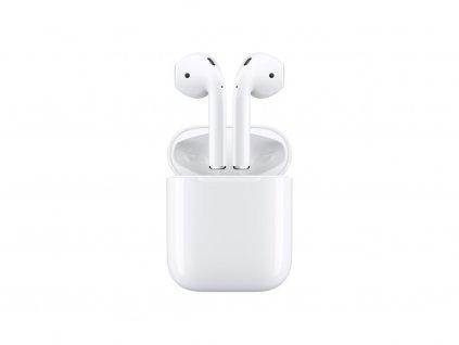 Apple AirPods bezdrátová sluchátka (2019)