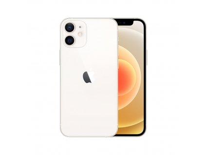 iPhone 12 Mini 128GB (Stav A) Bílá  Ochranné sklo a nalepení ZDARMA!