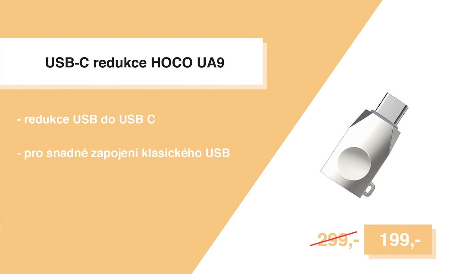 USB redukce HOCO