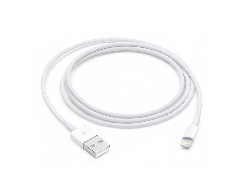 Originální Apple Lightning kabel 1m