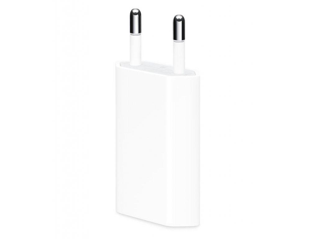 Originální Apple USB nabíjecí adaptér 5W