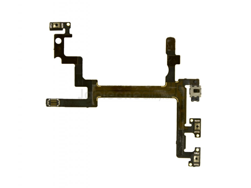 Power tlačítko a volume tlačítka iPhone 5