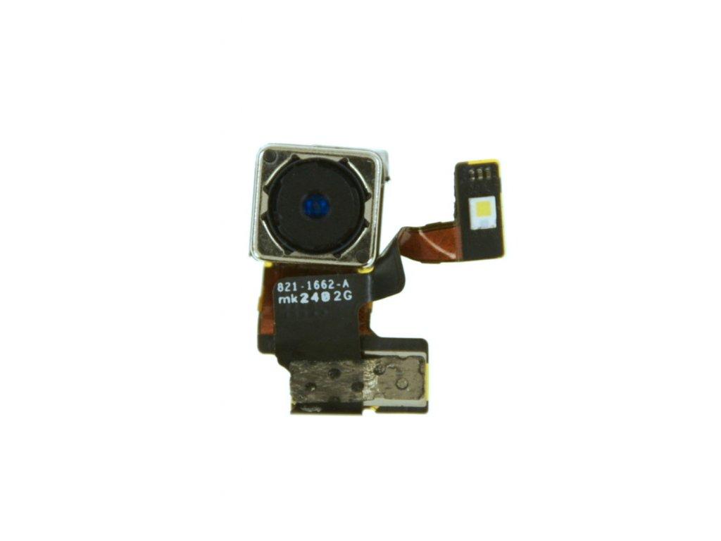 Zadní fotoaparát iPhone 5