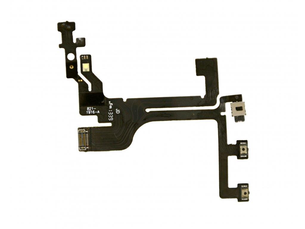 Power tlačítko a volume tlačítka iPhone 5c