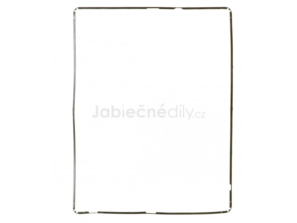 Rámeček dotykového skla iPad 2 / iPad 3