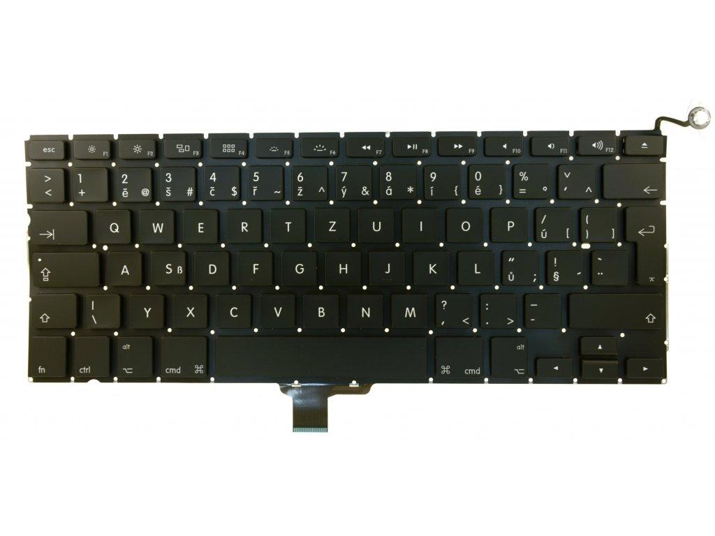 """Klávesnice CZ MacBook Pro 13"""" A1278 ( 2009 - 2012 )"""