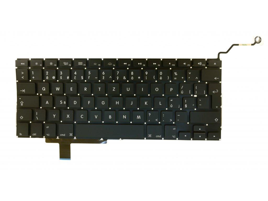 """Klávesnice CZ MacBook Pro 17"""" A1297"""
