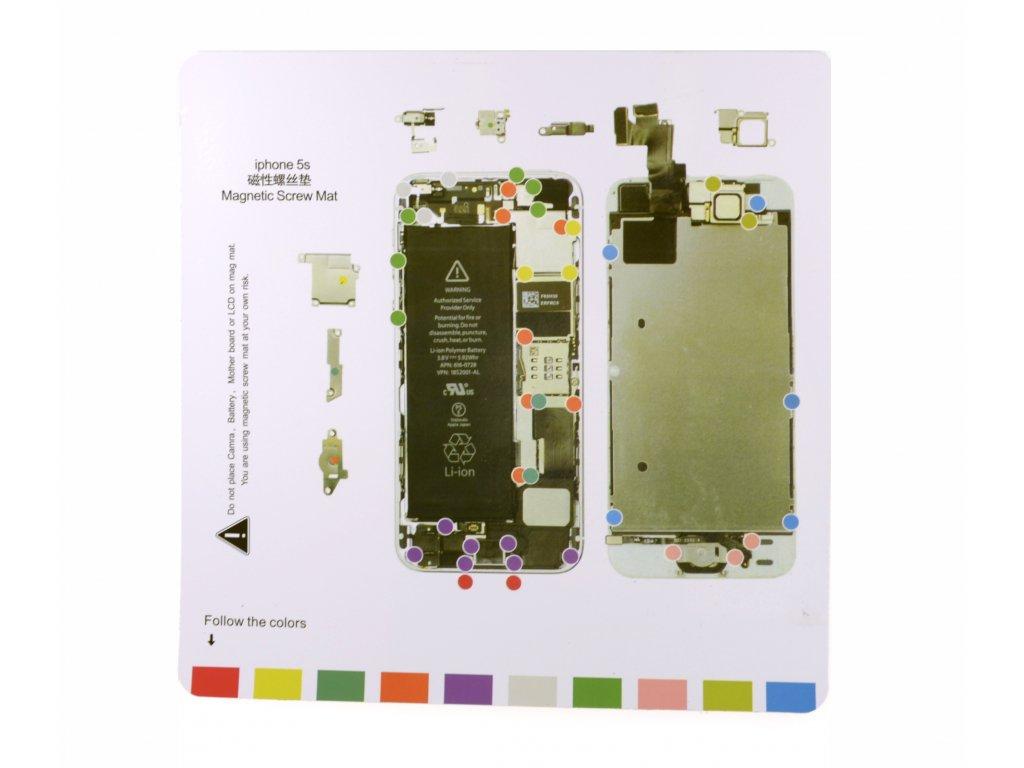 Magnetická podložka - iPhone 5s / SE