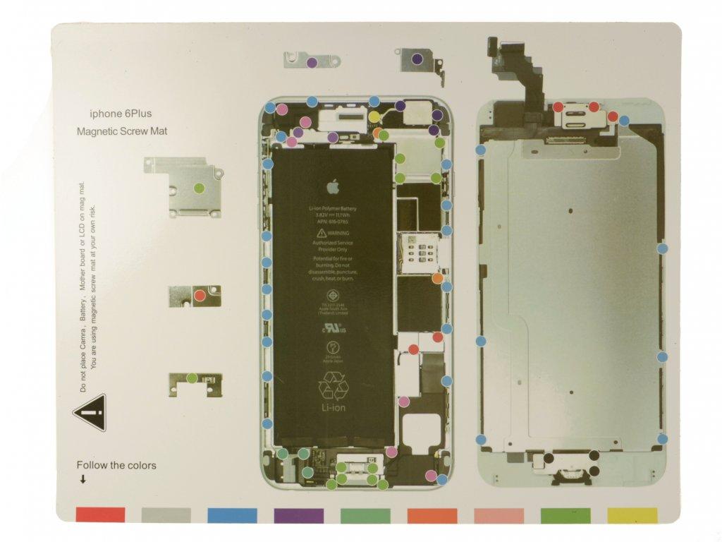 Magnetická podložka - iPhone 6+