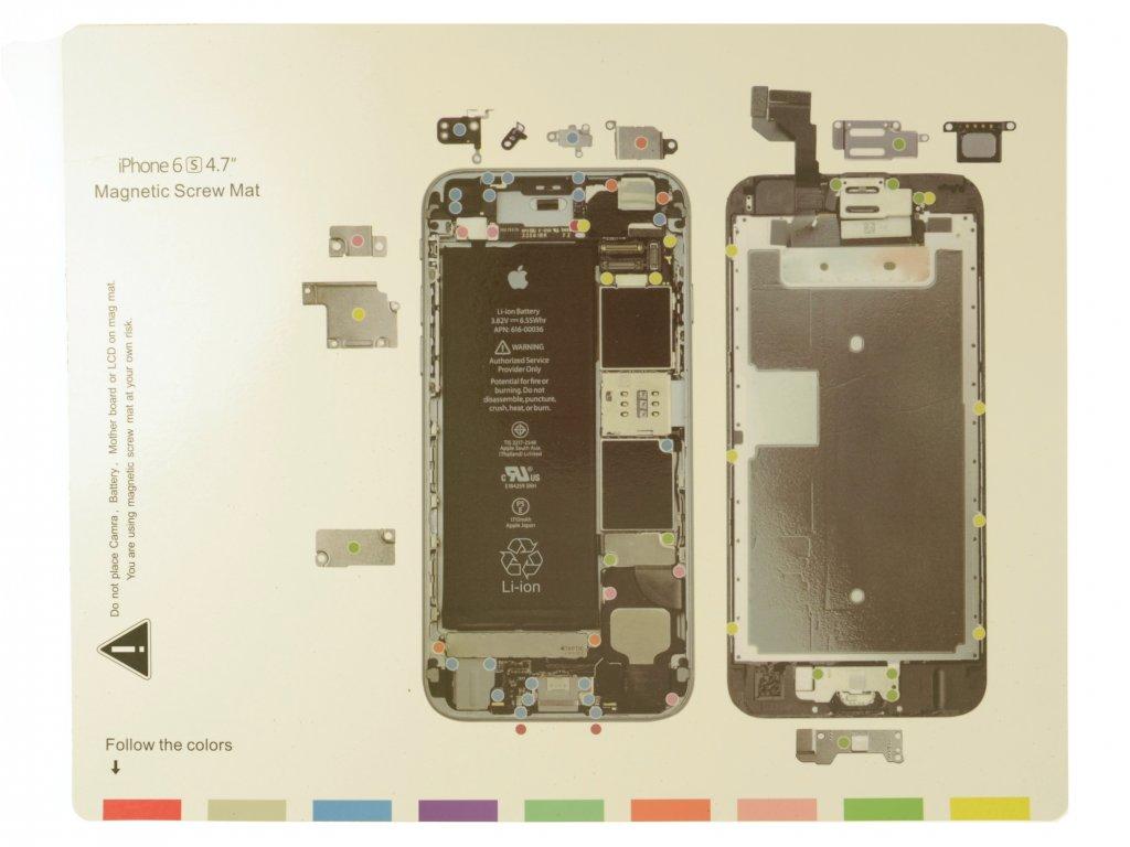 Magnetická podložka - iPhone 6s