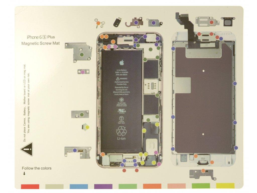 Magnetická podložka - iPhone 6s+