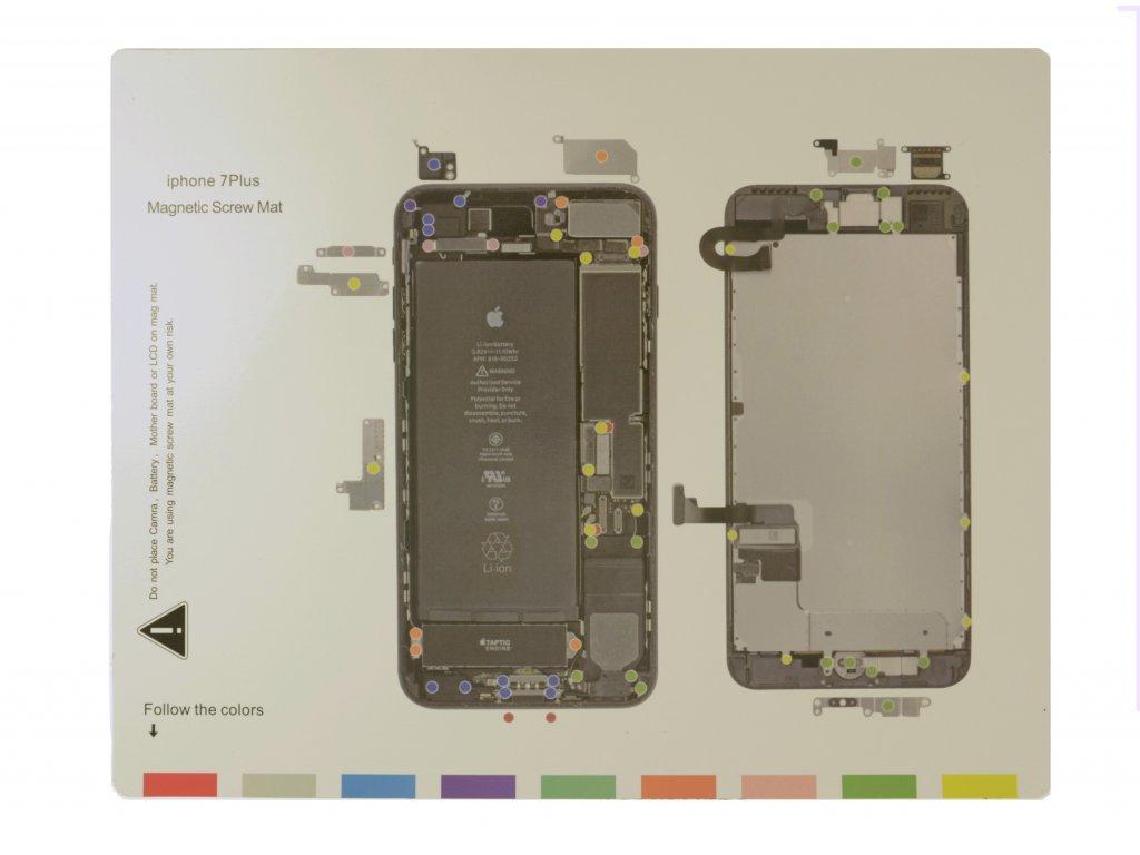 Magnetická podložka - iPhone 7+