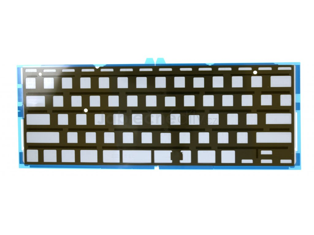 """Podsvícení klávesnice US MacBook 11"""" A1465 / A1370"""