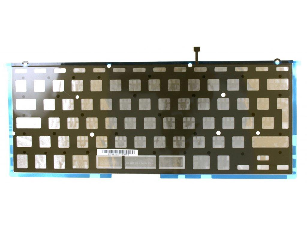 """Podsvícení klávesnice CZ/UK/SK/RU MacBook Pro 13"""" A1425"""