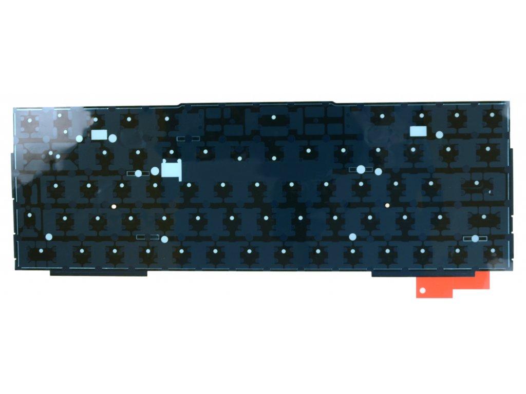 Podsvícení klávesnice CZ/UK/SK/RU MacBook Pro A1706 / A1707
