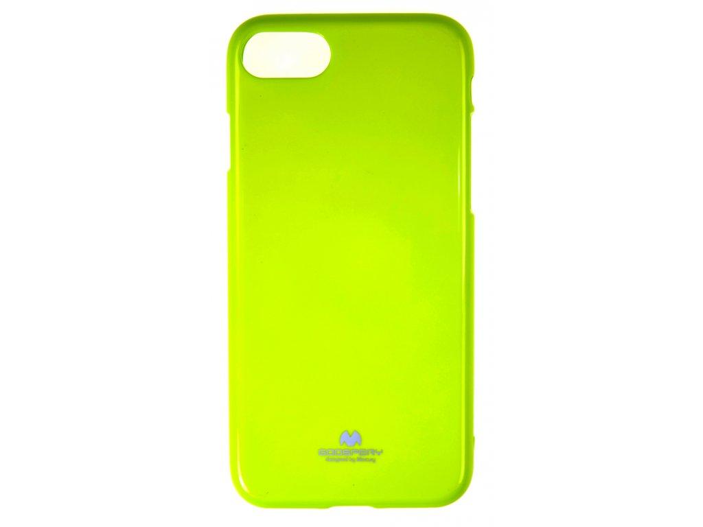 Ochranný kryt Goospery Jelly iPhone 7/8/SE (2020) - zelený