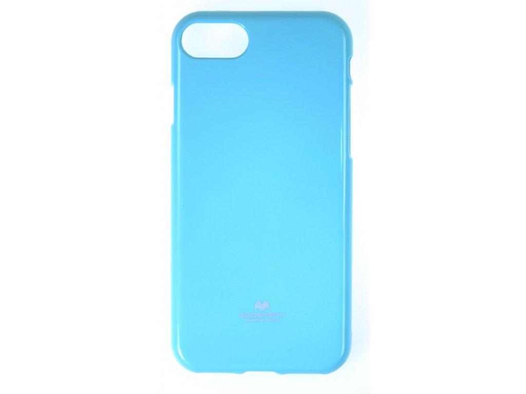 Ochranný kryt Goospery Jelly iPhone 7/8/SE (2020) - tyrkysový