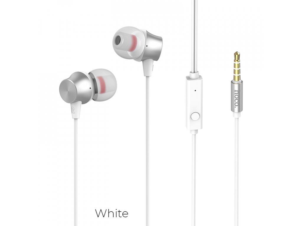 Slucháka HOCO M51 - White
