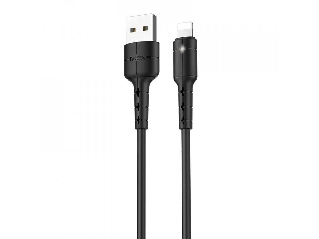 Lightning kabel HOCO X30 - Black