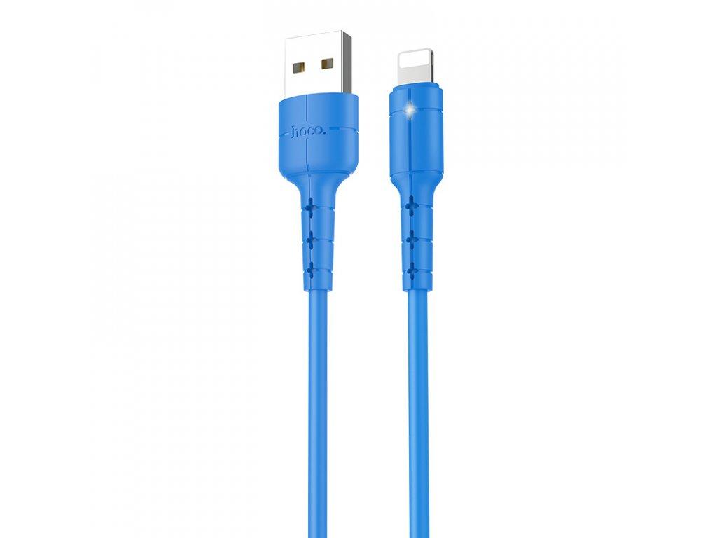 Lightning kabel HOCO X30 - Blue