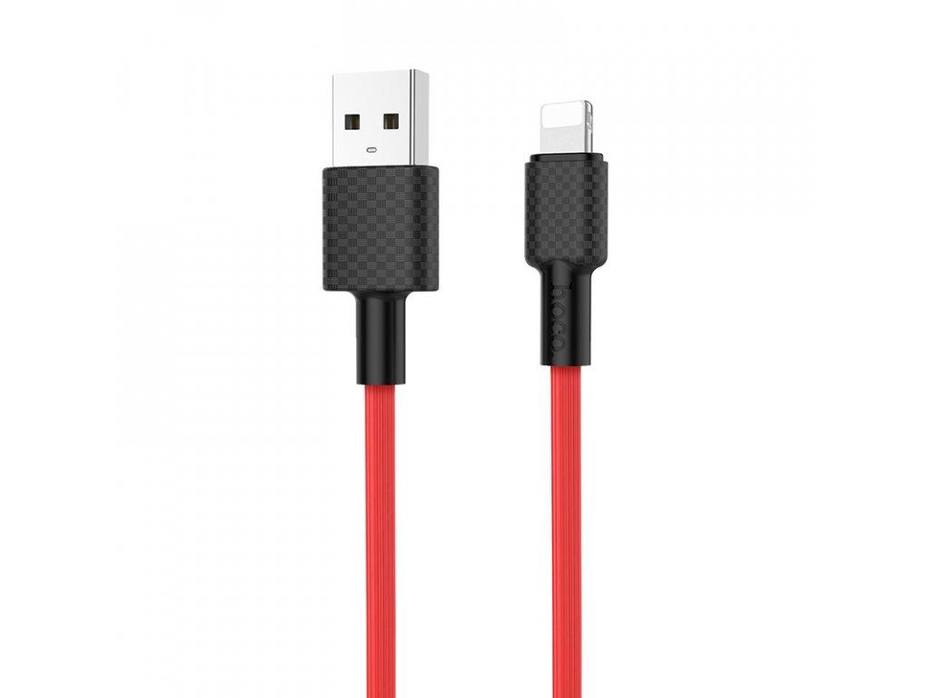 Lightning kabel HOCO X29 - Red