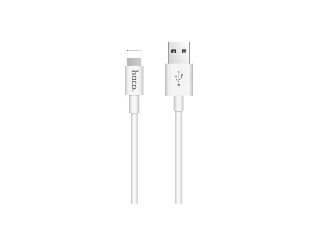 Lightning kabel HOCO X23 - White