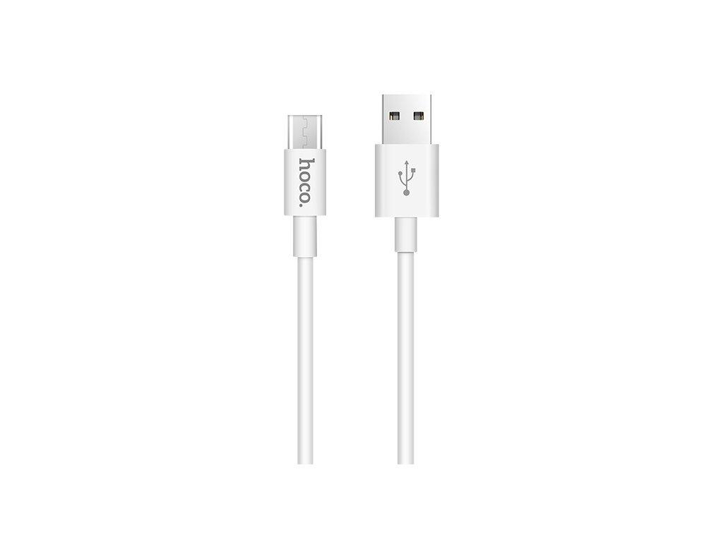 Micro USB kabel HOCO X23 - White