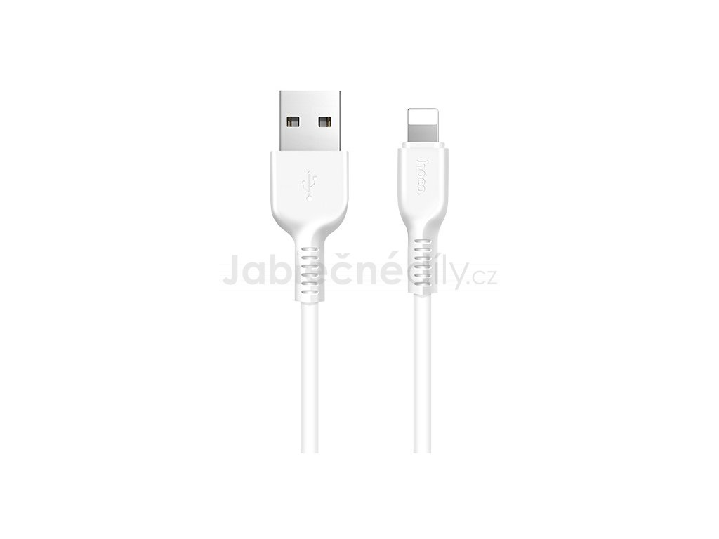 Lightning kabel 3m HOCO X20 - White