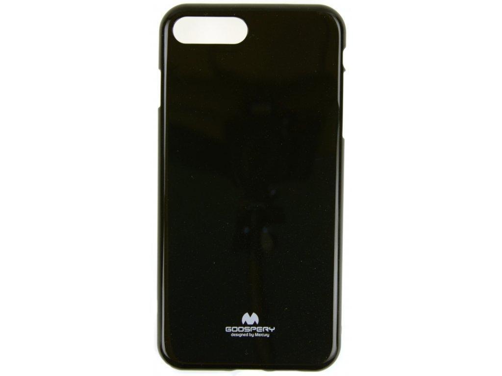 Ochranný kryt Goospery Jelly iPhone 7+/8+ - černý
