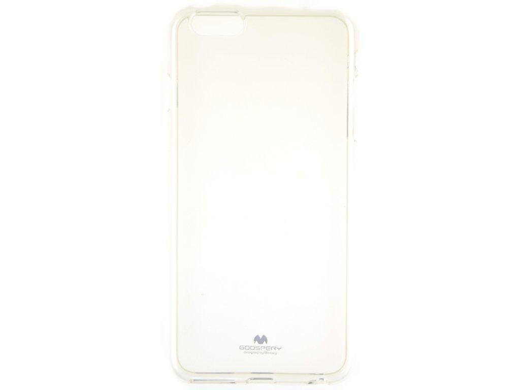 Ochranný kryt Goospery Jelly iPhone 6+/6s+ - průhledný