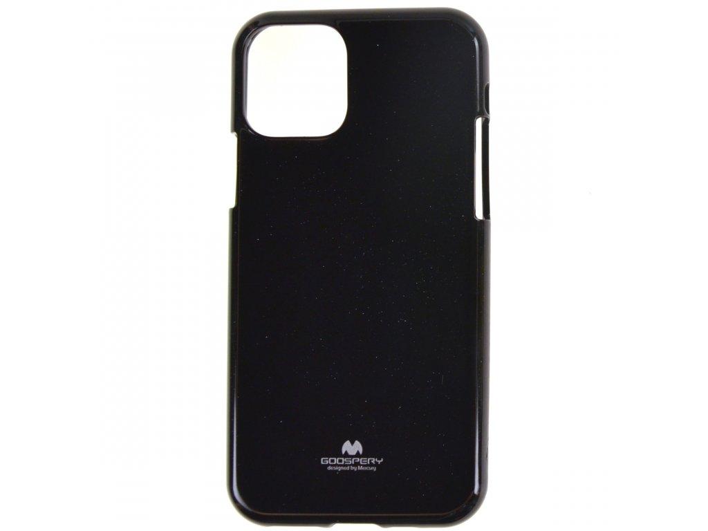 Ochranný kryt Goospery Jelly iPhone 11 Pro Max - černý