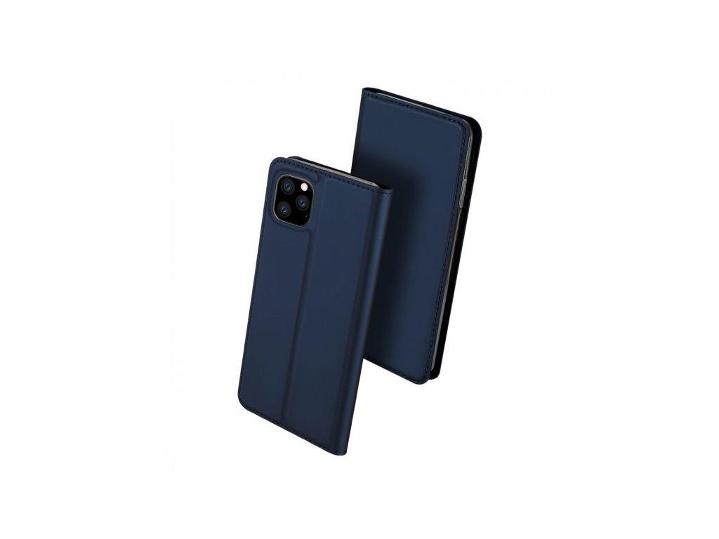 dux ducis flipove pouzdro se stojankem pro iphone 11 pro modre