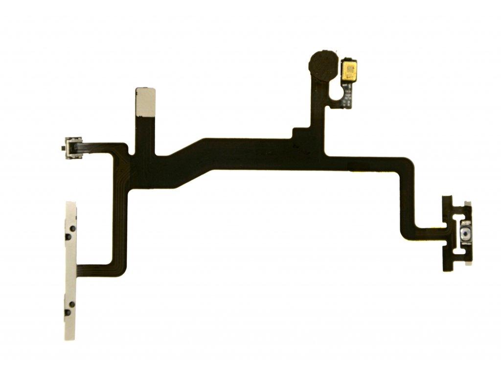 Power tlačítko a volume tlačítka iPhone 6s