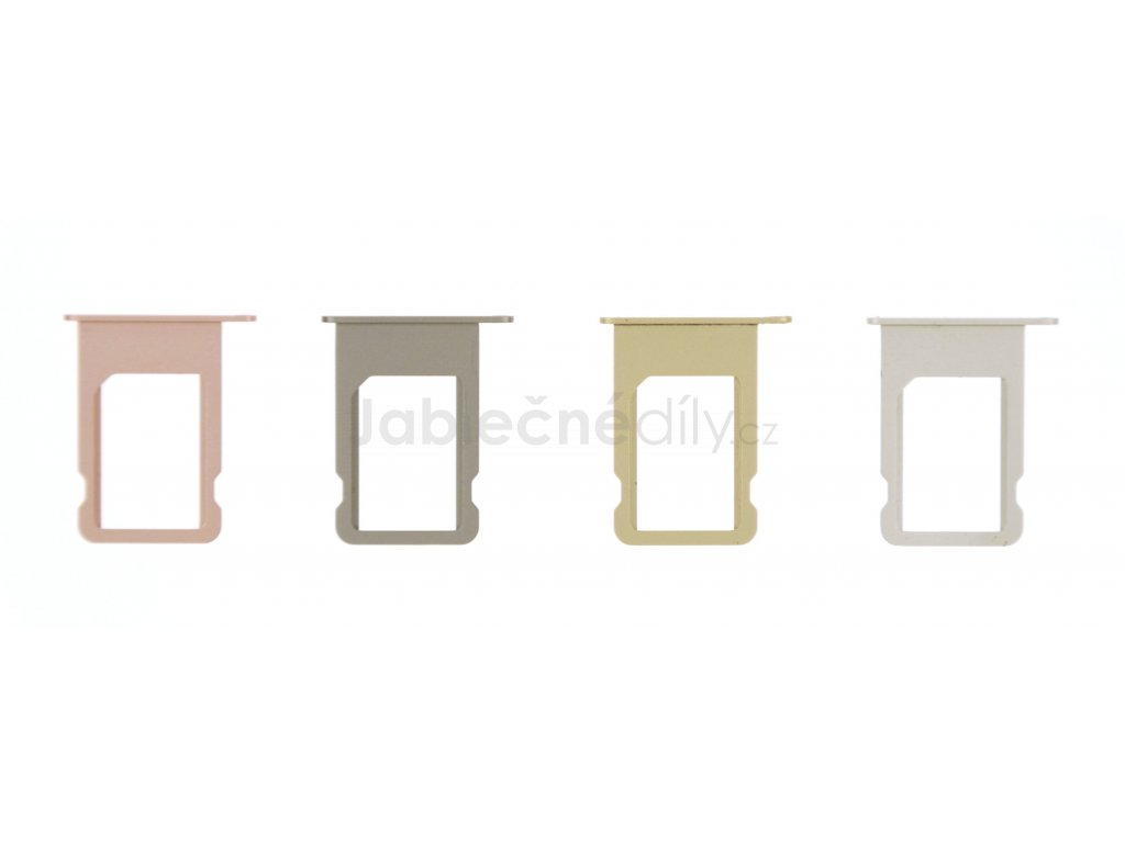 SIM šuplík iPhone 5s / SE