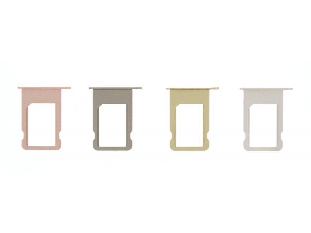 SIM šuplík iPhone SE