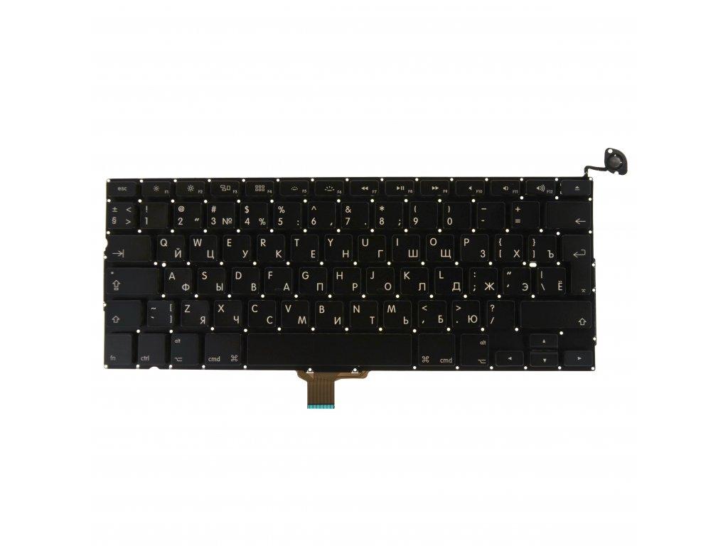 """Klávesnice RU MacBook Pro 13"""" A1278 ( 2009 - 2012 )"""