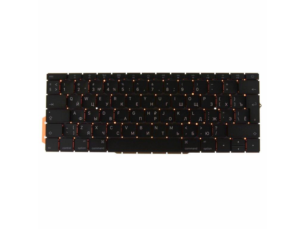 """Klávesnice RU MacBook Pro 13"""" A1708"""