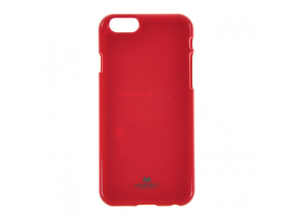 Ochranný kryt Goospery Jelly iPhone 6/6s - růžový