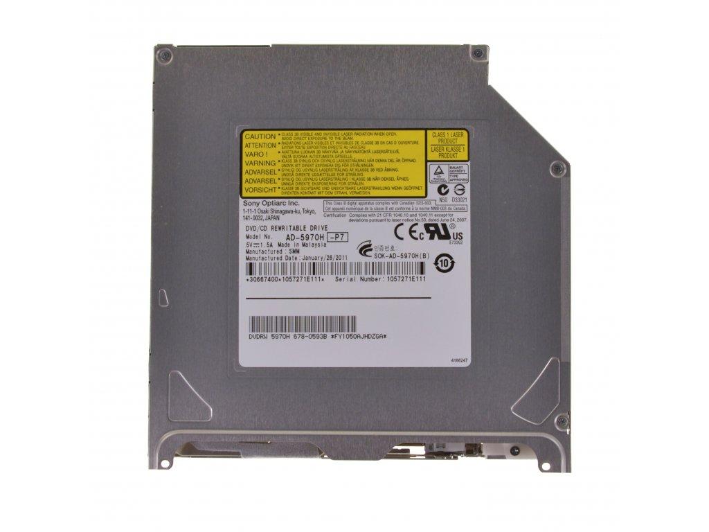 "CD/DVD Mechanika MacBook Pro 13"" A1278"