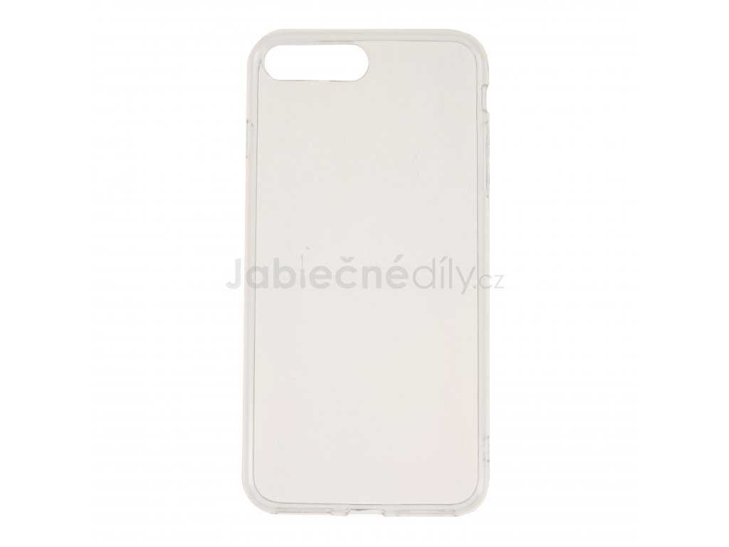 Základní průhledný ochranný kryt iPhone 7+/8+