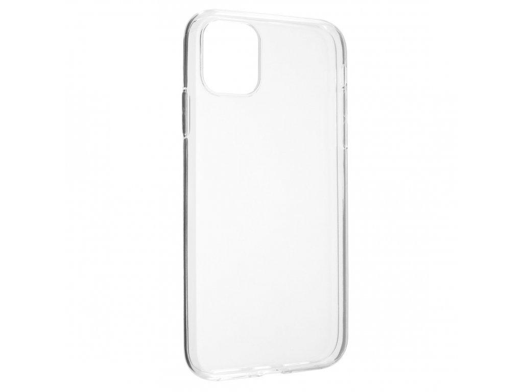 Základní průhledný ochranný kryt iPhone 11 Pro