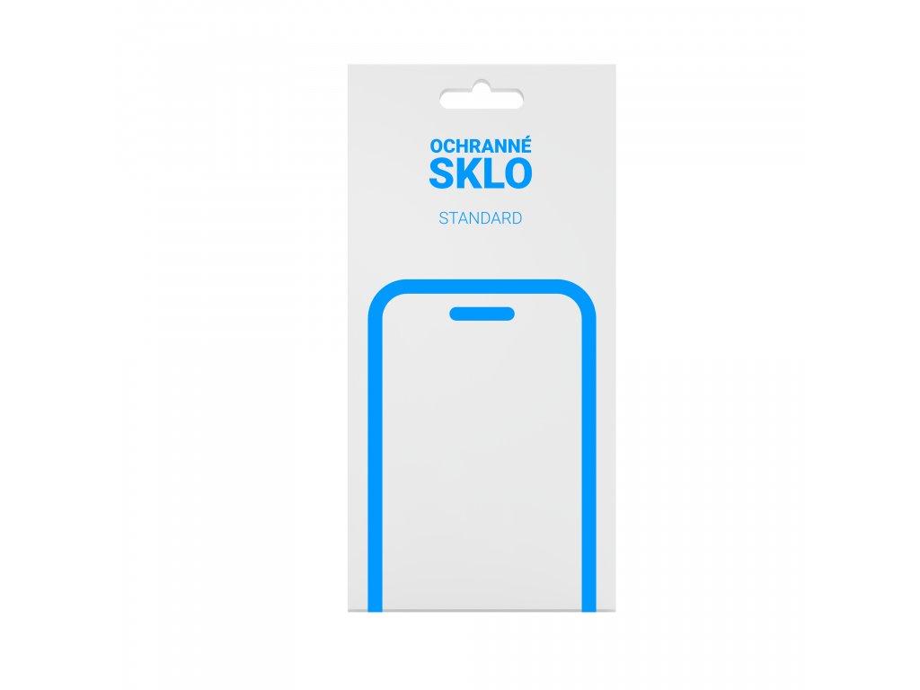 Ochranné tvrzené 2D sklo na iPhone 12 / 12 Pro