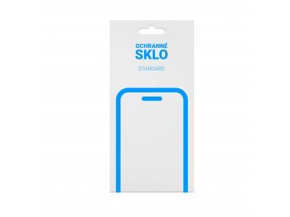 Ochranné tvrzené 2D sklo iPhone 6/6s