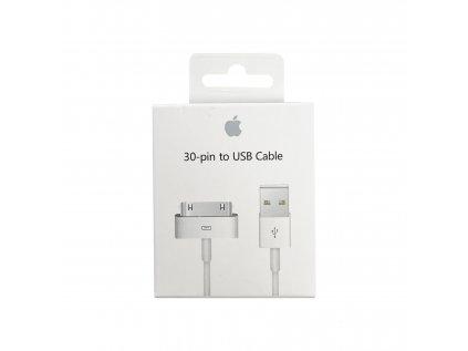 Originální Apple 30-pin to USB kabel