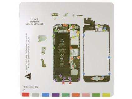 Magnetická podložka - iPhone 5