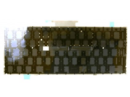 """Podsvícení klávesnice US MacBook 12"""" A1534"""
