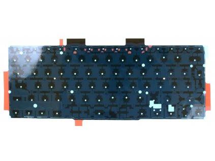 Podsvícení klávesnice CZ/UK A1708