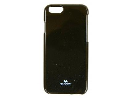 Ochranný kryt Goospery Jelly iPhone 6/6s - černý