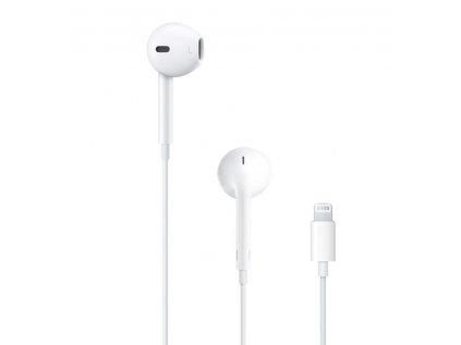 Originální sluchátka Apple EarPods s Lightning konektorem
