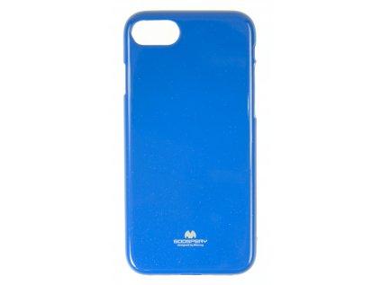 Ochranný kryt Goospery Jelly iPhone 7/8/SE (2020) - modrý